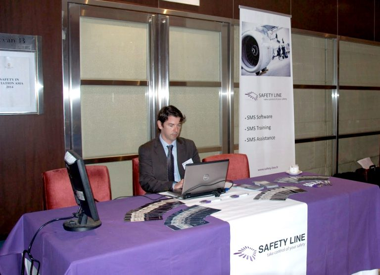 Safety Line attends Safety in Asia 2014 Conference